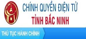 Chính quyền điện tử tỉnh Bắc Ninh